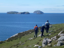 Self guided walking holidays in Scotland's islands